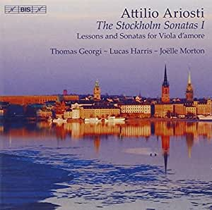 Ariosti: Stockholm Sonatas for Viola d'amore, Vol. 1