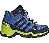 adidas Unisex-Erwachsene Terrex MID GTX Trekking-& Wanderstiefel, Blau (Azretr/Maruni/Limsol 000), 38 2/3 EU