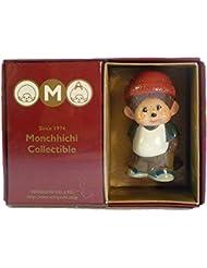 Figur MONCHICHI MONCHHICHI Sammlerfigur 5,5 cm Boy Junge Mütze Collectible