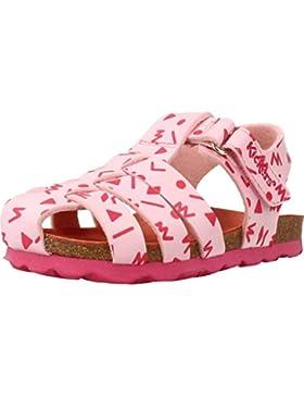 Kickers Sandalias y Chanclas Para Niña, Color Rosa, Marca, Modelo Sandalias Y Chanclas Para Niña SUMMERTAN Rosa