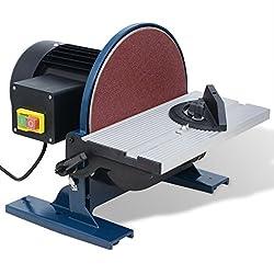 vidaXL Tellerschleifmaschine 550 W 254 mm Tellerschleifer Schleifmaschine Holz