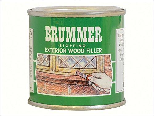 Brummer Green Label Extérieur Arrêt Petit Noyer clair