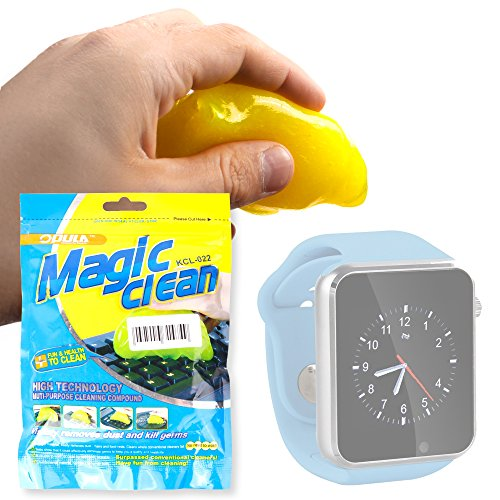 DURAGADGET Gel Limpiador para Reloj YuanGuo® | Smarter® | Smartlife YG8 | Stoga ST-DM360 | Turnmeon | Viwel | VOSMEP
