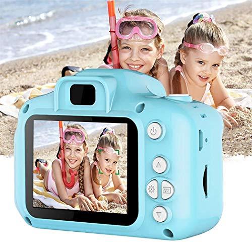 Ritokme Appareil Photo numérique d'enfants Jouets éducatifs d'enregistreur vidéo d'écran de 2 Pouces Appareils Photo numériques