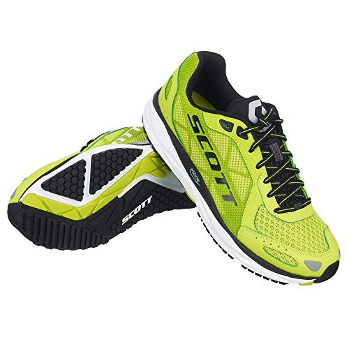 Scott running Zapatilla palani trainer-green/black-9,5 usa