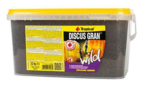 Tropical Discus Wild, 1er Pack (1 x 5 l) -