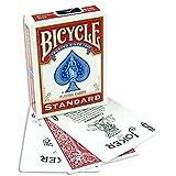 Rock Ridge Bicycle Svengali Deck - 2 Red Decks - Different Force Cards by Rock Ridge