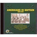 Americans in Britain (1920-1925)