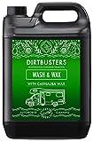 Dirtbusters Produit nettoyant et cire de carnauba lustrante premium pour...
