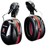 Casque antibruit 3M™ PELTOR™ Optime™ III H540P3-413-SV- Noir avec attaches P3E*