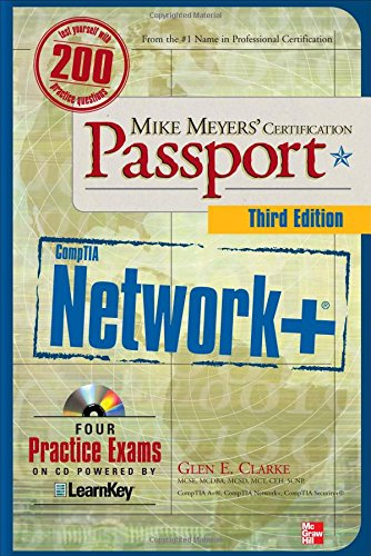 Mike Meyers' CompTIA Network+ Certification Passport, Third Edition