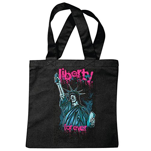 sac à bandoulière LIBERTY FOR EVER USA AMÉRIQUE STATUE DE LIBERTY LOS ANGELES ETATS-UNIS ROUTE 66 NEW YORK CITY AMÉRIQUE CALIFORNIA USA ROUTE 66 SHIRT BIKER MOTORCYCLE NY NYC LIBERTY ÉTATS-UNIS BRONX