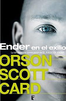 Ender en el exilio  (B DE BOOKS) de [Card, Orson Scott]