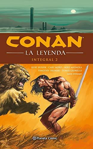 Conan deja atrás su juventud cuando, al intentar robar en una torre legendariamente impenetrable, se topa cara a cara con uno de los secretos más terribles del universo.  El guionista Kurt Busiek, el dibujante Cary Nord y el colorista Dave Stewart (l...