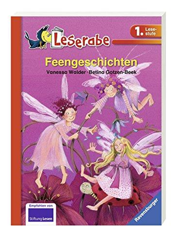 Leserabe - Schulausgabe in Broschur: Feengeschichten (HC - Leserabe - Schulausgaben in Broschur)