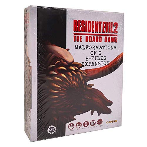 Resident Evil 2 - Malformations of G B-Files