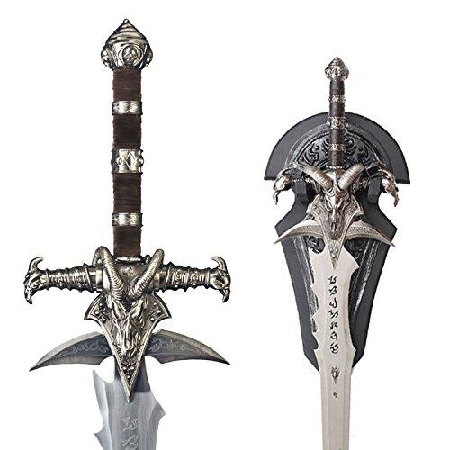 World of Warcraft - Frostmourne von Arthas Lichkönig Schwert mit Wandhalter