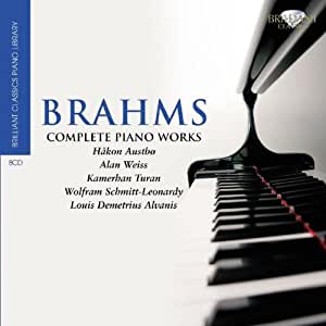 Brahms - Complete Piano Works