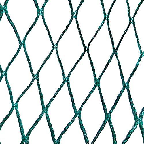 Nutley 's Küche Gärten fle07bn55x 6m Woven Vogel Net-Grün -