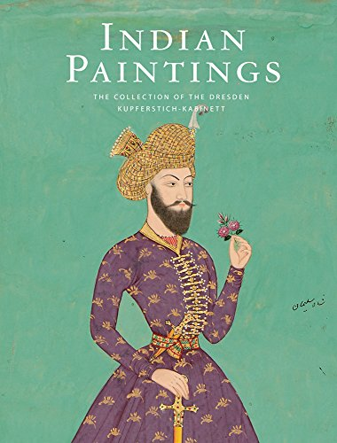 Herrscher 18 (Indian Paintings: The Collection of the Dresden Kupferstich-Kabinett)