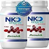 NKO aceite de krill cápsulas (ganador de la prueba) 30, 90 o 180 pieza en calidad de farmacia de MoriVeda - Omega 3,6,9 astaxantina, vitamina E, colina, fosfolípidos, aceite de krill (180 cápsulas)