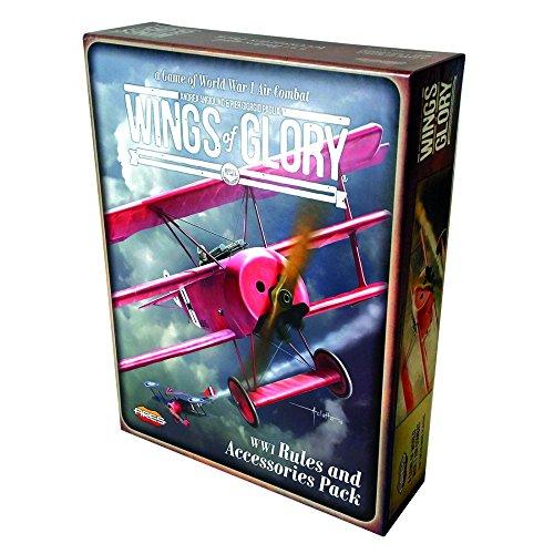Devir- Wings of Glory WW1, Juego de Tablero (AREWGF002A)