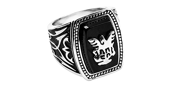 prezzo interessante nuovo stile del 2019 marchio popolare Vampire Diaries Alaric anello - Accessorio per costume, Lega ...