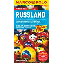 MARCO POLO Reiseführer Russland