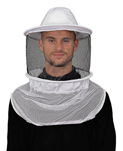 Humble Bee 210-ST Polycotton-Imkerschleier mit rundem Hut