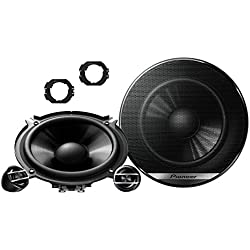 Pioneer TS-G130C, 250W, 2-Way, 13cm Car Speakers, Noir