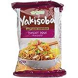 Nouilles sautées Yakisoba piment doux