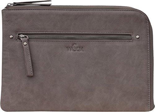 Wild and Merry Liberty Tasche für MacBook Air/Pro/Pro Retina 13 Zoll, Grau