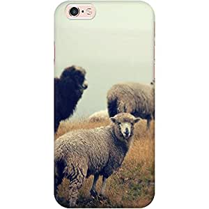 DailyObjects Sheep Mobile Case for iPhone 6S