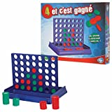 Equilibre et Aventure Jeu de rapidité 4 dans une rangée ! Alignez le premier 4 pions de même couleurs en ligne verticale, horizontale ou en diagonale et c'est gagné !