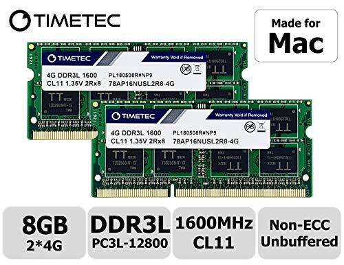 Timetec Hynix IC Apple 8GB Kit 2x4GB DDR3 1600MHz