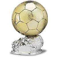 Trofeo Replica Balón de Oro 29cm Resina GRABADO Trofesport Trofeos PERSONALIZADOS Trofeos Deportivos Trofeos de Futbol (29)
