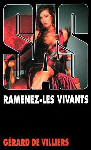 SAS Réimpression 153 Ramenez-les vivants