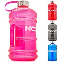 NOQUIT Premium Water Jug 2.2 L - Die XXL Sporttrinkflasche für eine enorme Leistungssteigerung im Bodybuilding & Kampfsport