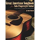 Great American Songbook For Solo Fingerstyle Guitar Gtr BK/CD