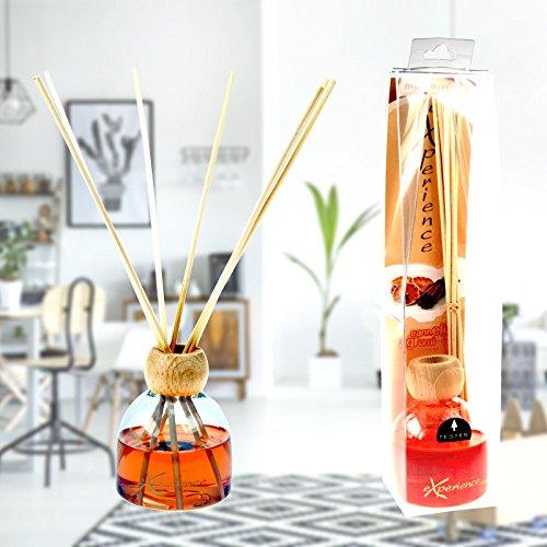 Cannella - agrumi profumatore experience per ambienti a bastoncini made in italy.