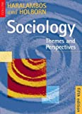 Sociology: Themes and Perspectives 5th Ed