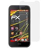 atFolix Folie für HTC Desire 310 Displayschutzfolie - 3 x FX-Antireflex-HD hochauflösende entspiegelnde Schutzfolie