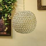 #8: Homesake Crystal Hanging Pendant Ball Large