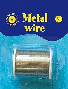 Playbox - Alambre de Metal (Plata) - (PBX2461999)