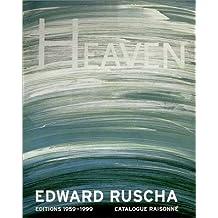 Edward Ruscha, Editions 1959-1999, 2 vols.: Editions 1962-1999