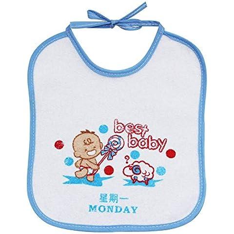 Bavaglino neonato saliva Asciugamani allattamento al seno