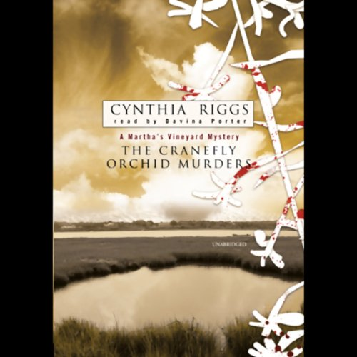 The Cranefly Orchid Murders  Audiolibri