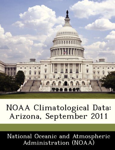 NOAA Climatological Data: Arizona, September 2011