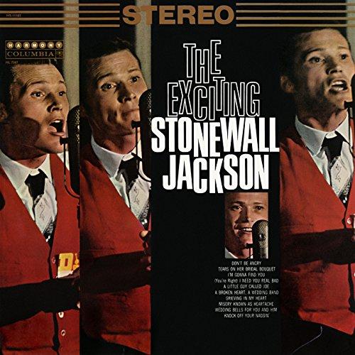 The Exciting Stonewall Jackson (Stonewall Jackson Mp3 Musik)