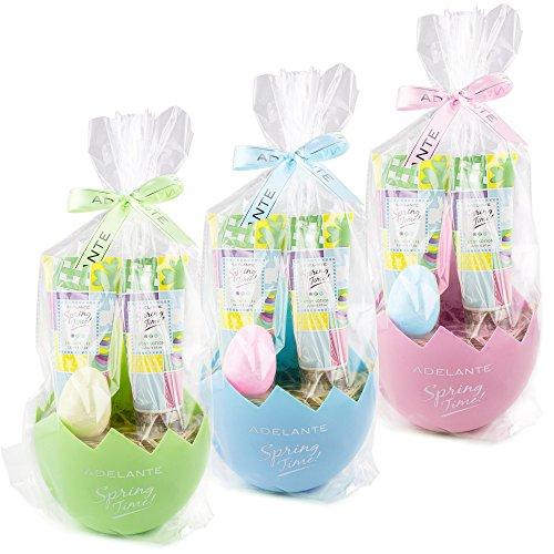 BRUBAKER Cosmetics 4-teiliges Ostergeschenk Beautyset Grün